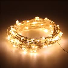 warm white string fairy lights 10 m 100 leds christmas fairy light warm white romantic led starry