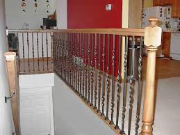 Wrought Iron Railings Interior Stairs Decorating Banister Railing Lowes Stair Railing Wrought Iron