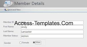 ms access option group multiple selection example access