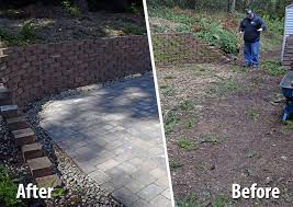 Small Paver Patio by West Olympia Paver Patio Extension Ajb Landscaping U0026 Fence