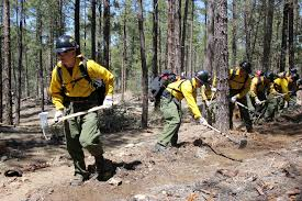 Arizona Firefighters Killed Video by For Hotshot Firefighting Crews Preparing For The Worst Becomes A