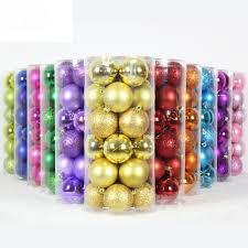 plastic christmas tree balls christmas lights decoration