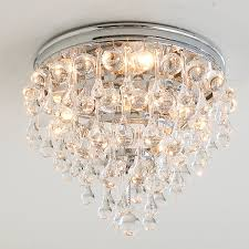 Ball Light Fixture by Crystal Ball Wedding Cake Ceiling Light Shades Of Light
