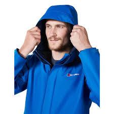 Berghaus Cornice Jacket Review Berghaus Hillwalker Jacket Men U0027s Snorkel Blue Uttings Co Uk