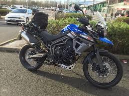 bentley motorcycle 2016 speedmonkey 2016 triumph tiger 800xcx 400 miles on a motorcycle