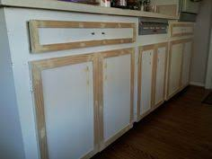 Update Old Kitchen Cabinets I Love This Diy Before And After Really Updates These Cabinets