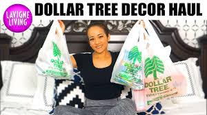 dollar tree haul seasonal home decor cleaning supplies