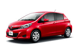2012 toyota yaris previewed by new japanese market vitz car and
