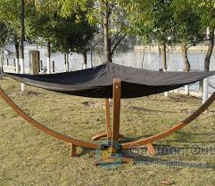 double hammock with stand for camping gaofeng outfitter