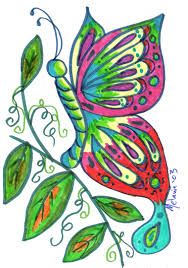 butterfly tattoos and designs page 398