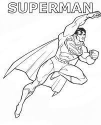 heroes coloring pages for kids green lantern super heroes
