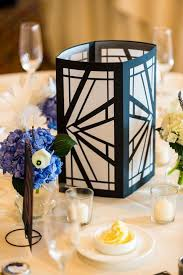 37 art deco wedding centerpieces that inspire happywedd com