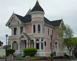 old victorian houses in eureka ca victorian pink houses and house