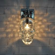 Retro Wall Sconces Skull Sconce 14 Best Skull Wall Sconce Images On Pinterest Wall