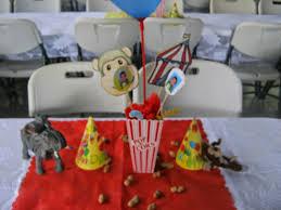 the pura vida mommy baby akeem u0027s circus theme first birthday party