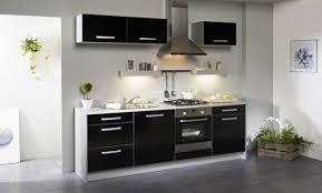 meuble de cuisine noir design meuble cuisine noir laque 19 mulhouse meuble cuisine pas