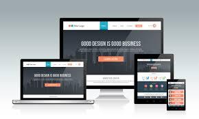 responsive homepage erstellen resonsive onlineshop - Website Design Erstellen