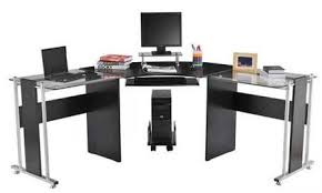 Best Desk For Gaming Best L Shaped Gaming Desk 2017 For A Sophisticated Setup Inside L