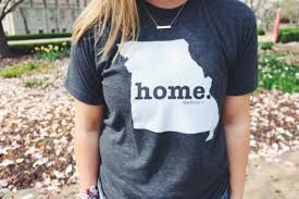 looks on campus mallory university of missouri college fashion mallory shows off her home state pride with a missouri home t as seen on shark tank which are available for every state this top makes her look casual