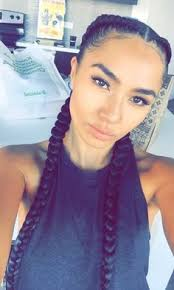 images of french braid hair on black women 11 fuss free hairstyles for every workout french braid hair
