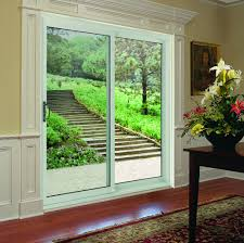 Back Patio Doors by Outdoor A Warm Bedroom With Cozy Bed And Bench Also Brwon