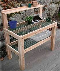 Wooden Patio Plant Stands by Outdoor Garden Shelves For Plants Creates A Practical Storage