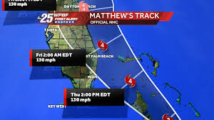 Palm Beach Map Hurricane Warnings Issued For Palm Beach County Treasure Coast