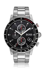 watches chronograph s designer watches leather chronograph watches hugo