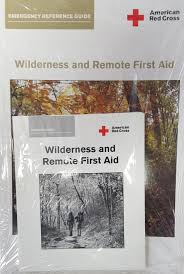 wilderness and remote first aid american red cross 9781584804680