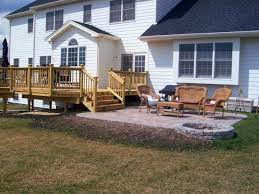 decks with fire pits fire pit ideas