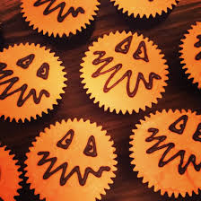 pumpkin cakes halloween pumpkin sundays richard burr