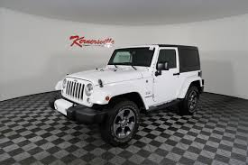 white jeep 2 door jeep wrangler in kernersville nc for sale used cars on