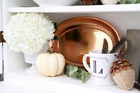 dining room hutches styles how to style a dining room hutch just a girl and her blog