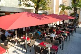 Restaurant Patio Umbrellas Restaurant Patio Umbrellas Porch And Garden The Tried