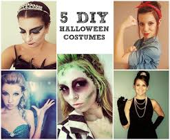 life in the sunshine 5 diy halloween costumes