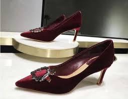 burgundy wedding shoes 2017 burgundy comfortable wedding shoes velvet bridal heels 10cm