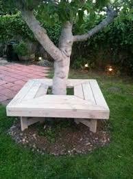Bench Around Tree Plans Https I Pinimg Com 236x E7 76 C3 E776c3aa6999ed1