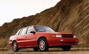Dodge Spirit Plymouth Acclaim Chrysler Remembering The K Car Chrysler U0027s Savior Gets No Respect Feature