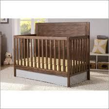 Babi Italia Changing Table Baby Cribs Nursery Dresser Brown Wheel Modern Portable Babi