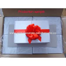 silver boxes with bows on top china silver satin gift box with dual hinged top wrapped in