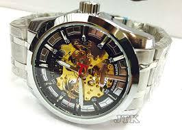 Jam Tangan Tissot jam tangan tissot skeleton swiss stainless rp 250 000