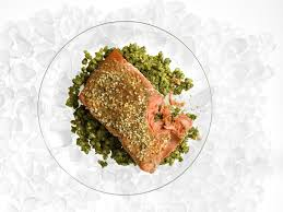 basic baked breaded salmon recipe chowhound