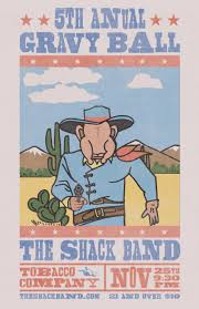 upcoming thanksgiving dates fall tour 5th annual gravy ball the shack band