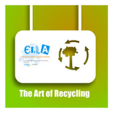 the ella learning website art of recycling