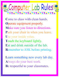 posters for elementary computer lab kayla jackson collaboration