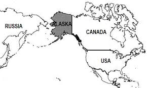 map usa russia the alaska purchase map facts and history for