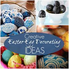 Easter Egg Decorating Idea by Our Most Creative Easter Egg Decorating Ideas