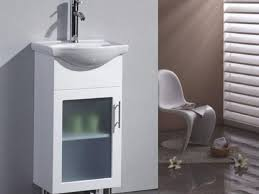 Pedestal Bathroom Vanity Bathroom Tiny Bathroom Sink 26 Contemporary Small Bathroom