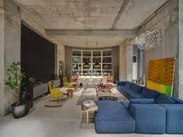 Home Designing Ideas by A Modern Office Space That Looks Like An Urban Loft
