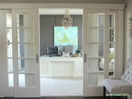 Large Interior French Doors Best 25 French Pocket Doors Ideas On Pinterest